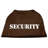 Mirage Pet Products Security Screen Print Shirts Brown XS (8)