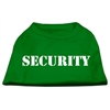 Mirage Pet Products Security Screen Print Shirts Emerald Green XL (16)