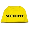 Mirage Pet Products Security Screen Print Shirts Yellow XS (8)