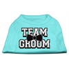 Mirage Pet Products Team Groom Screen Print Shirt Aqua XS (8)