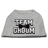 Mirage Pet Products Team Groom Screen Print Shirt Grey Lg (14)