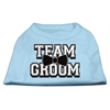 Mirage Pet Products Team Groom Screen Print Shirt Baby Blue Sm (10)