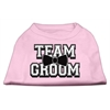 Mirage Pet Products Team Groom Screen Print Shirt Light Pink Med (12)