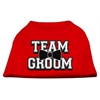 Mirage Pet Products Team Groom Screen Print Shirt Red XS (8)