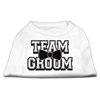 Mirage Pet Products Team Groom Screen Print Shirt White XXXL (20)