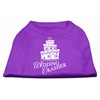 Mirage Pet Products Wedding Crasher Screen Print Shirt Purple XXL (18)