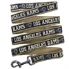 Mirage Pet Products Los Angeles Rams Leash Large