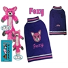 Mirage Pet Products Foxy Pet Sweater Size XXS