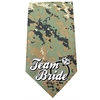 Mirage Pet Products Team Bride Screen Print Bandana Digital Camo