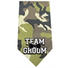 Mirage Pet Products Team Groom Screen Print Bandana Green Camo