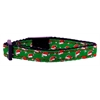 Mirage Pet Products Santa Hat Nylon and Ribbon Collars . Cat Safety