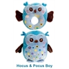 Mirage Pet Products Owl Boy Pet Toy Set