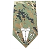 Mirage Pet Products Tuxedo Screen Print Bandana Digital Camo