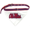 Mirage Pet Products Mississippi Ole Miss Bandana Small