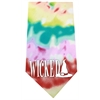 Mirage Pet Products Wicked Screen Print Bandana Tie Dye