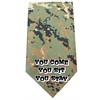 Mirage Pet Products You come sit stay Screen Print Bandana Digital Camo