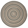 Colonial Mills Boston Common - Driftwood Teal 8' round