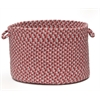 "Boston Common - Brick Marketplace 18""x12"" Utility Basket"
