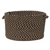 "Colonial Mills Brook Farm - Blackberry 18""x12"" Utility Basket"