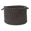 "Brook Farm - Bluestone 18""x12"" Utility Basket"