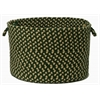 "Colonial Mills Brook Farm - Winter Green 18""x12"" Utility Basket"