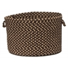 "Brook Farm - Natural Earth 14""x10"" Utility Basket"