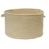 "Boca Raton - Linen 18""x12"" Utility Basket"