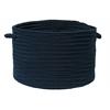 "Colonial Mills Boca Raton - Navy 18""x12"" Utility Basket"