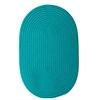Boca Raton - Turquoise 3'x5'