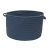 "Boca Raton - Lake Blue 14""x10"" Utility Basket"