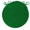 Boca Raton - Leaf Green Chair Pad (single)