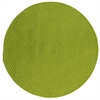 Boca Raton - Bright Green 4' round