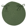 Boca Raton - Moss Green Chair Pad (single)