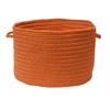 "Boca Raton - Rust 14""x10"" Utility Basket"