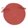 Boca Raton - Terracotta Chair Pad (set 4)