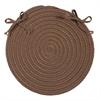 Colonial Mills Boca Raton - Cashew Chair Pad (set 4)