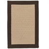 Colonial Mills Bayswater- Brown 2'x3'