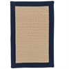 Colonial Mills Bayswater- Navy 6'x9'