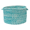 "Colonial Mills Catalina- Aquatic 18""x12"" Storage Basket"