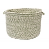 "Colonial Mills Catalina- Greenery 14""x10"" Utility Basket"