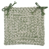 Catalina- Greenery Chair Pad (single)