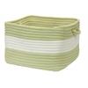 """Rope Walk- Celery 14""""x10"""" Utility Basket"""