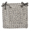 Colonial Mills Corsica - Silver Shimmer Chair Pad (single)