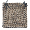 Corsica - Lake Blue Chair Pad (single)