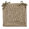 Corsica - Moss Green Chair Pad (single)