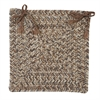 Corsica - Storm Gray Chair Pad (single)
