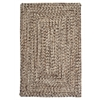 Corsica - Weathered Brown 4' square