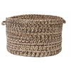 "Corsica - Weathered Brown 18""x12"" Utility Basket"