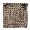 Corsica - Weathered Brown Chair Pad (set 4)