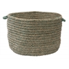 "Softex Check - Myrtle Green Check 18""x12"" Utility Basket"